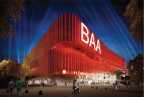 Rendering of Buenos Aires Arena (Graphic: Business Wire)
