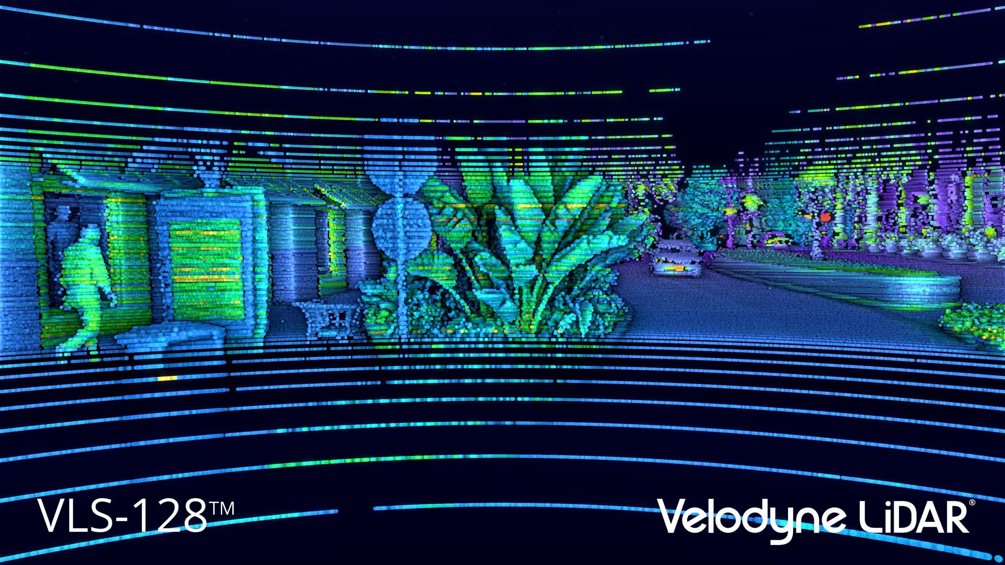 Velodyne Executive Addresses How Velodyne's Next Generation