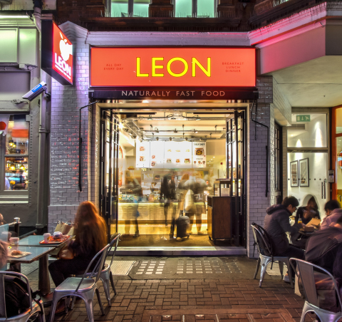 LEON Carnaby St., London (Photo: Business Wire)