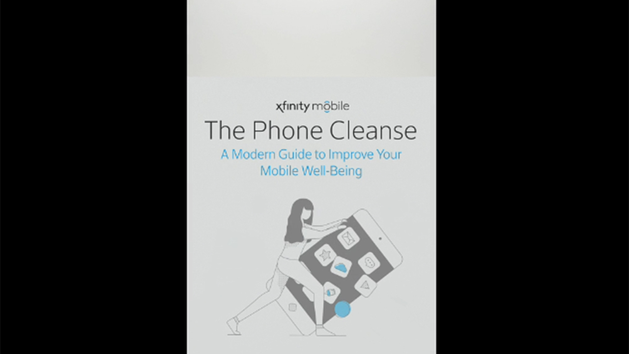 A survey of U.S. adults conducted by Xfinity Mobile confirms consumers next cleanse should focus on their smartphones.