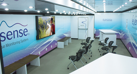 Ever Mobile Clinic Interior (Photo: Business Wire)