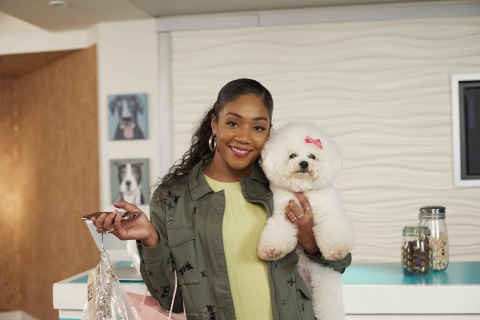 Groupon superuser Tiffany Haddish is back with several new ads that spotlight how using Groupon can help you save up to $100 a week on the things that you do every day. (Photo: Business Wire)