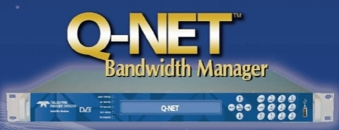 "The Q-NET bandwidth management platform from Paradise creates a ""Software Defined Network"" (SDN). (Photo: Business Wire)"