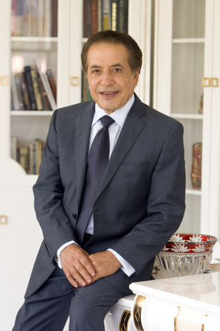 Dr. Farouk Shami, Founder & Chairman, Farouk Systems, Inc. (Photo: Business Wire)