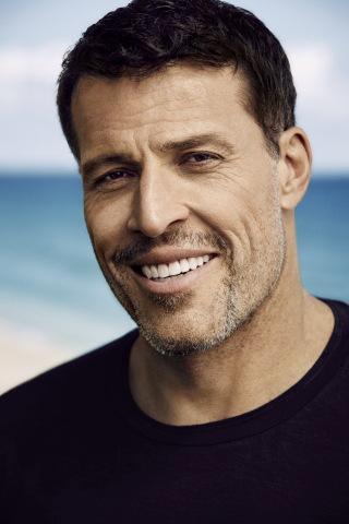 2018 Auto Think Tank Annual Conference Keynote Speaker Tony Robbins, an entrepreneur, NY Times #1 best-selling author, philanthropist, and the nation's #1 Life and Business Strategist. (Photo: Business Wire)