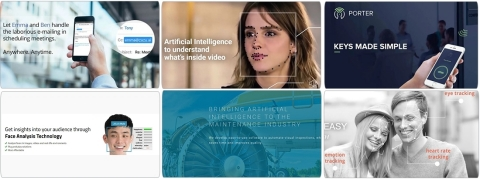 AI & IoT start-ups to arrive in the RAI, Amsterdam in two days time. (Photo: Business Wire)