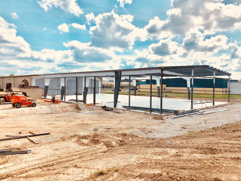 Frontline International has announced an expansion project that will double the size of its headquarters in Cuyahoga Falls, Ohio. (Photo: Business Wire)