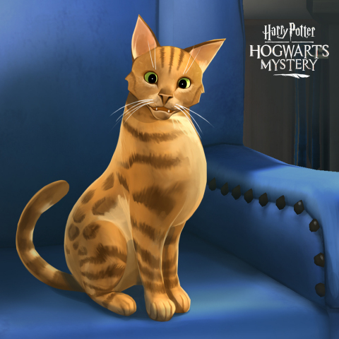 Jam City's Harry Potter: Hogwarts Mystery #HogwartsMystery (Graphic: Business Wire)