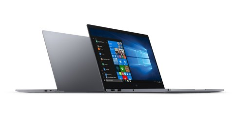 """Mi Air 13.3"""" is shipped with preinstalled Windows 10 Home Edition and supports Windows Hello (Photo: ..."""