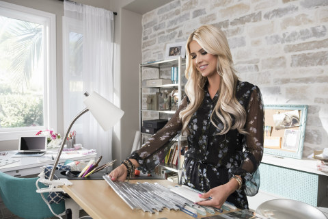 Christina El Moussa, star of new HGTV series 'Christina on the Coast' (Photo: Business Wire)