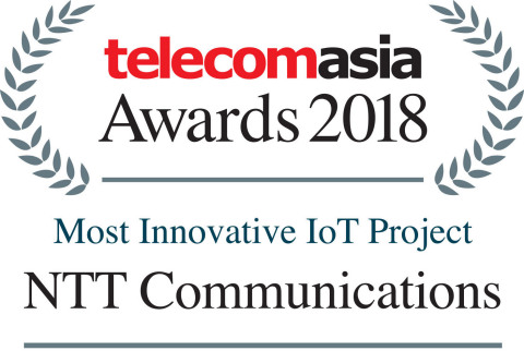 Most Innovative IoT Project (Graphic: Business Wire)