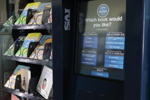 JetBlue's Soar With Reading initiative to provide 100,000 free books to children in San Francisco and Oakland area book deserts. (Photo: Business Wire)