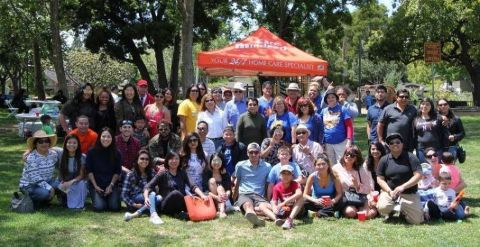 Care Indeed Family Fun Day 2018 (Photo: Business Wire)