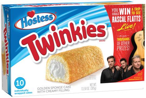 Hostess® Twinkies® (Photo: Business Wire)