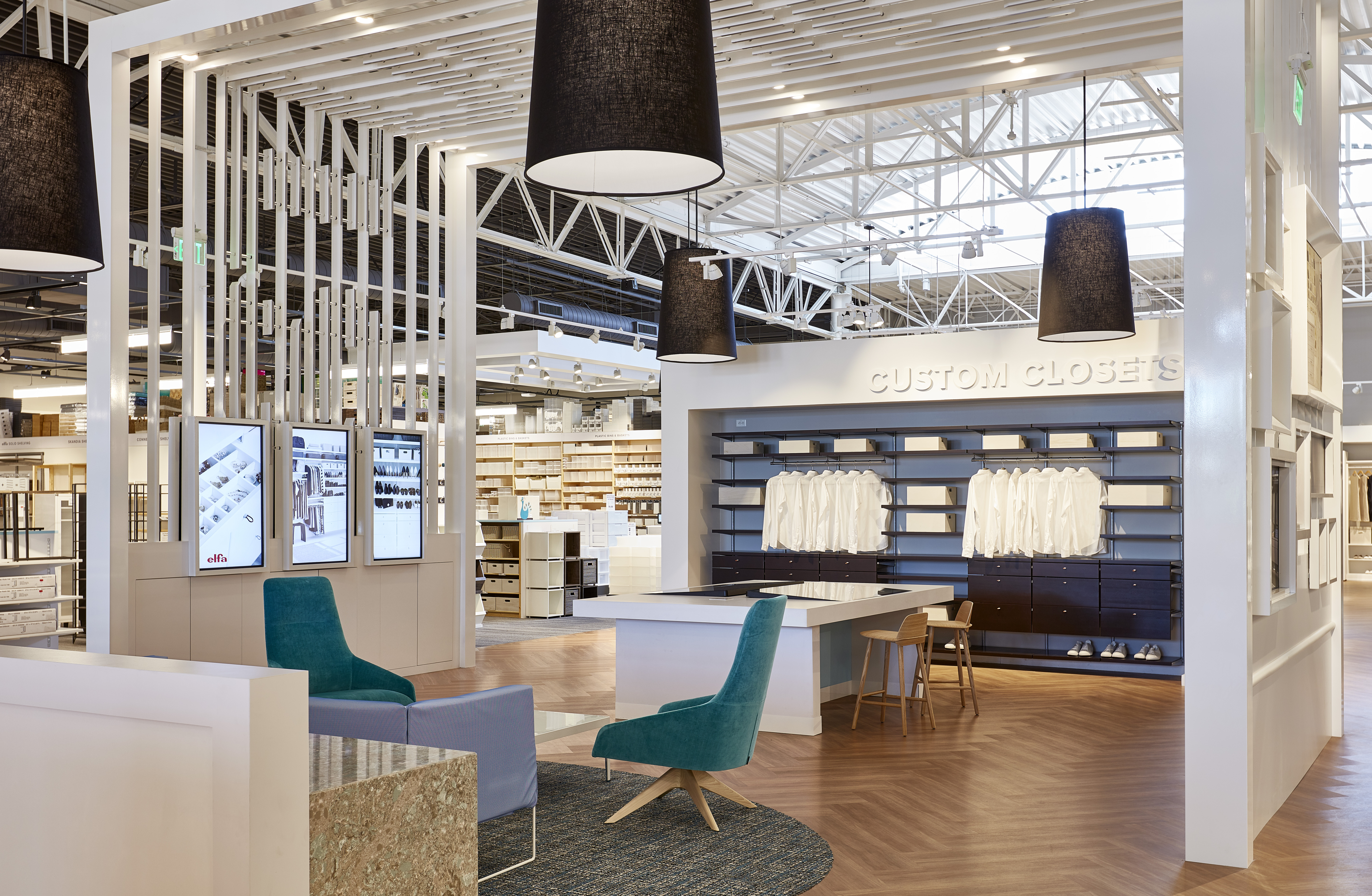 The Container Store Reveals First Next Generation Store