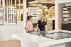 The Container Store Next Generation Store Organization Studio. (Photo: Business Wire)