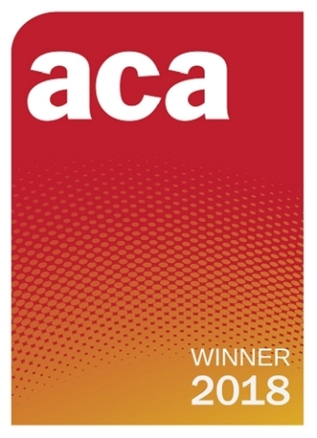 Asia Communication Awards 2018 Winner's Logo (Graphic: Business Wire)