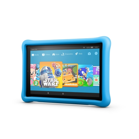 Fire HD 10 Kids Edition (Photo: Business Wire)