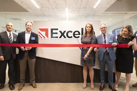 Excella expands its headquarters in Arlington, Virginia (Photo: Business Wire)