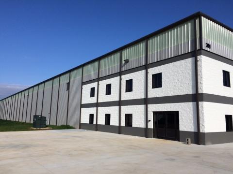 MAPEI's new location in Calhoun, GA. (Photo: Business Wire)