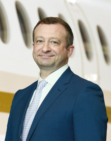 Christophe Chicandard Joins AerSale as Vice President of Leasing & Trading - Asia Pacific Region (Photo: Business Wire)