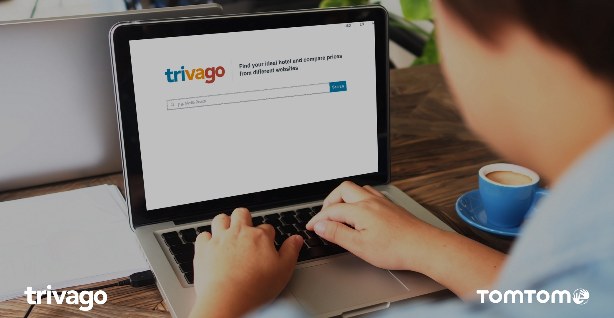 TomTom to Provide Geocoding for Hotel Search Platform trivago ...