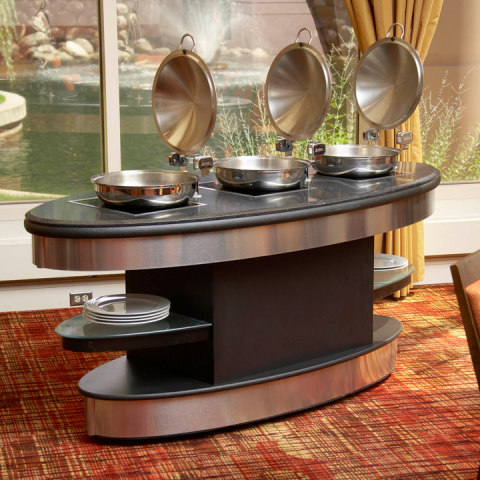 SICO's Ovation buffet system is a popular choice of hotel food and beverage professionals around the world. (Photo: SICO Incorporated)
