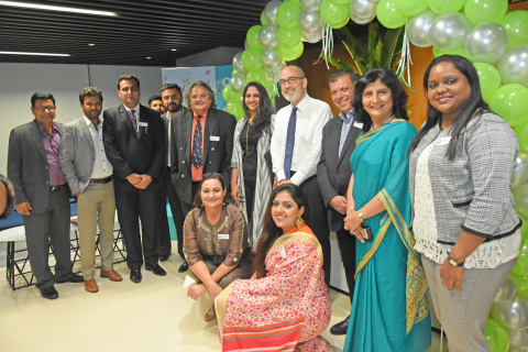 Andrew Price, HH Global Chief Executive Officer APAC, Amita Karwal, HH Global Country Manager - Indi ...