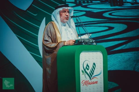 Dr. Abdullah Al Rabeeah, KSrelief Supervisor General (Photo: AETOSWire)