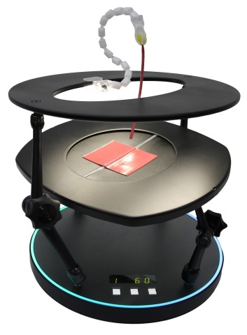 Super BEAT (prototype) cardiac surgery training simulator (Photo: Business Wire)