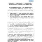 Spanish Press Release: Por favor marqué aquí para descargar la versión para España de esta nota de prensa (Document: Business Wire)