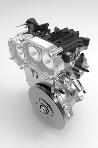Tour Engine to develop commercially viable 5 kW engines targeted to be at least 20% more efficient than today's comparable internal combustion engines. (Photo: Business Wire)
