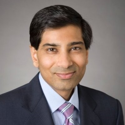 Sandeep Patel, Califia Farms Chief Financial Officer (Photo: Business Wire)