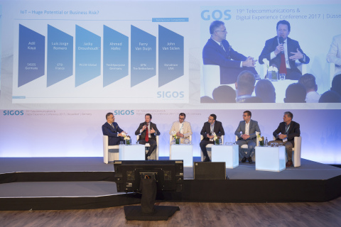 SIGOS Conference 2017 (Photo: Business Wire)