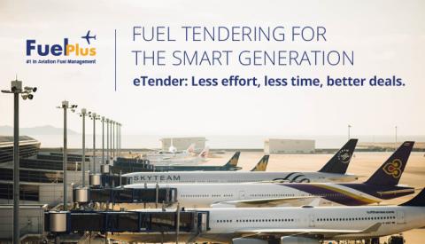 Zukunft der Flugkraftstoffausschreibungen (Photo: Business Wire)