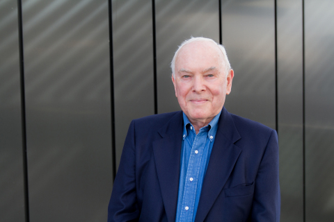 In a new study, Dr. Robert Hogan was nominated by his peers as one of the greatest living psychologists. (Photo: Business Wire)