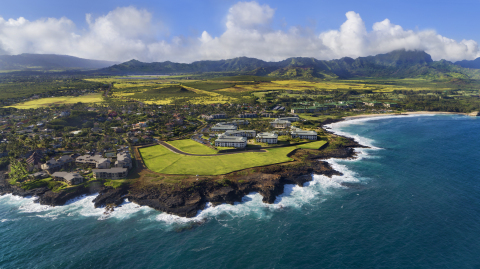 Makahū'ena Estates subdivision on renowned Poipu Beach, Kauai now listed with Elite Pacific Properties. (Photo: Business Wire)