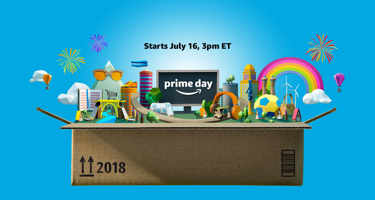 Amazon announces prime day 2018 an epic day and a half of our amazon announces prime day 2018 an epic day and a half of our best deals starting july 16 with more than one million deals worldwide business wire fandeluxe Choice Image