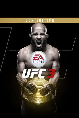 UFC Flyweight Champion Demetrious Johnson Headlines EA SPORTS UFC 3 Icon Edition (Graphic: Business Wire)