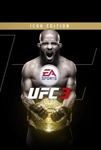 UFC Flyweight Champion Demetrious Johnson Headlines EA SPORTS UFC 3 Icon Edition (Graphic: Business Wire)