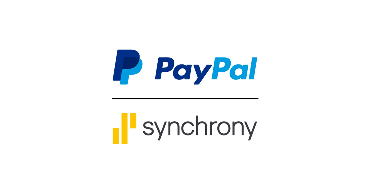 Paypal And Synchrony Complete Consumer Credit Receivables Sale Business Wire