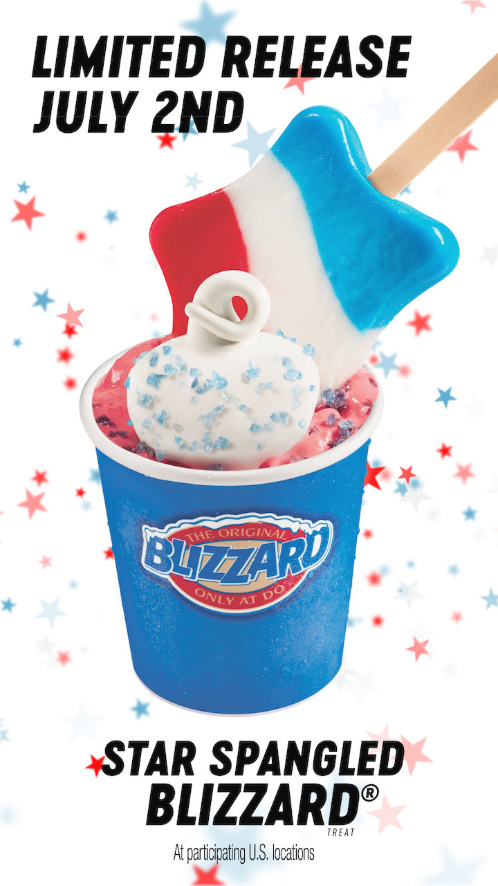 dq 4th of july blizzard