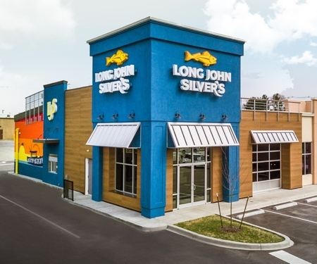 Long John Silver's flagship location located in Louisville, KY. (Photo: Business Wire)