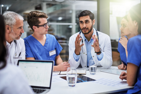 The UK National Health Service are now in Kahootz with their partner agencies, suppliers and key stakeholder groups. (Photo: Business Wire)