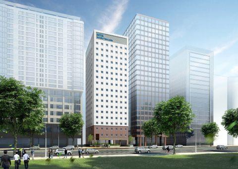 Toyoko Inn Seoul Gangnam (Graphic: Business Wire)