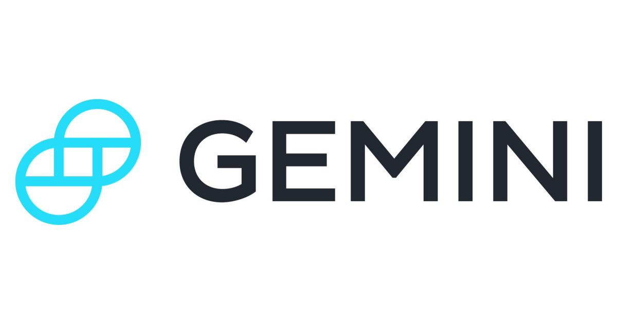 gemini exchange stock price
