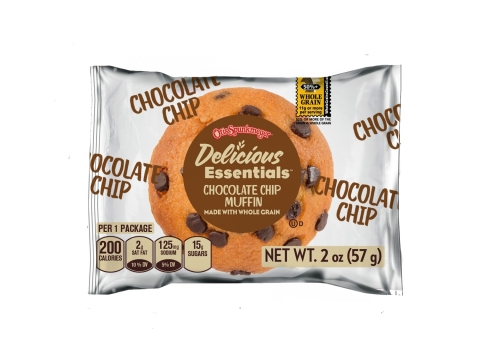 Hear that, Kids? Otis Spunkmeyer® is Bringing New Chocolate Chip Muffins to Schools This Fall (Photo: Business Wire)