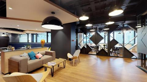 Fifth Flexible Workspace Operation Opens at 570 Bourke Street (Photo: Business Wire)