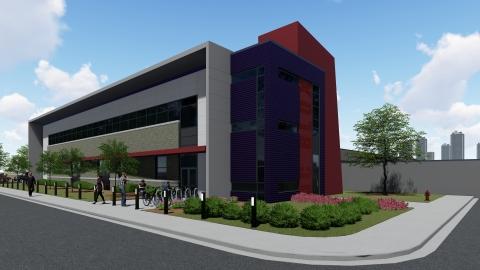 DC BLOX Birmingham Data Center (Photo: Business Wire)
