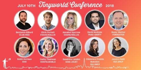 Tinyworld Speakers (Photo: Tinyclues)